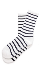 Norse Projects Bjarki Naval Striped Socks