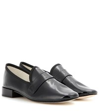 Repetto Michael Patent Leather Loafer Black