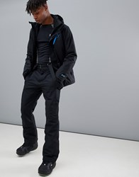 Protest Theron Snow Jacket In Black