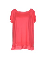 Lucky Lu Sweaters Coral