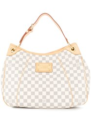 Louis Vuitton Vintage Galliera Pm Shoulder Bag White