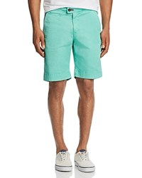 Psycho Bunny Triumph Sateen Shorts Florida Green
