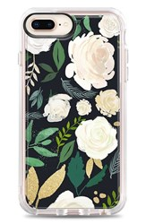 Casetify Watercolor Impact Iphone 7 8 And 7 8 Plus Case Black Multi