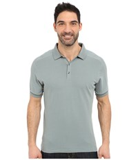 Kuhl Edge Short Sleeve Shirt Desert Sage Men's Short Sleeve Button Up Gray