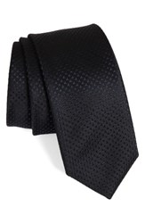 Boss Men's Geometric Silk Tie