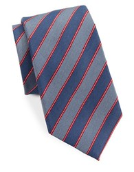 Vince Camuto Striped Tie Red