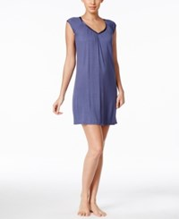 Alfani Short Sleeve Knit Chemise Only At Macy's