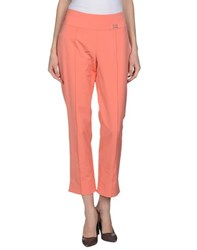 Vdp Collection Trousers Casual Trousers Women Coral