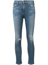 Citizens Of Humanity Rocket Jeans Blue