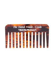 Theatre Products Comb Hairclip Women Acrylic One Size Brown