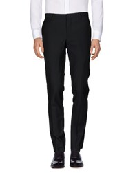Frankie Morello Casual Pants Black