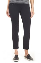 Jag Jeans Women's Amelia Pull On Slim Stretch Twill Ankle Pants