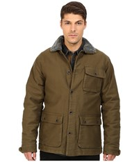 Rvca Harding Jacket Dark Olive Men's Coat