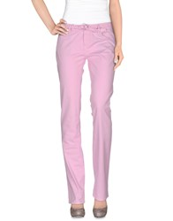 Jfour Trousers Casual Trousers Women Pink