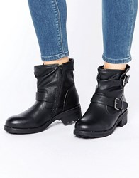 New Look Bouncer Boots Black