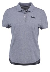 Odlo Sports Shirt Dark Grey Dark Blue