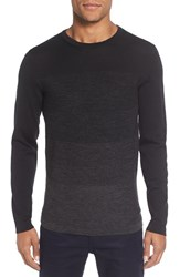 Boss Men's 'Balasco' Trim Fit Wool Crewneck Sweater