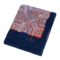 Etro Salazar Barbarossa Beach Towel Red