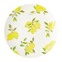 Kate Spade Lemon Dinner Plate