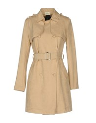 Toy G. Overcoats Camel