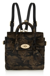 Mulberry Cara Delevingne Mini Calf Hair Backpack