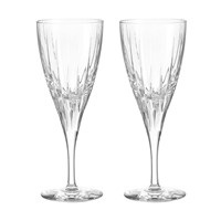 Vista Alegre Fantasy Red Wine Goblet Set Of 2