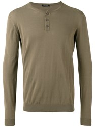 Roberto Collina Serafina Jumper Brown