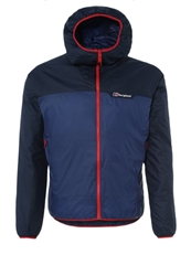 Berghaus Vapourlight Hypertherm Outdoor Jacket Twilight Blue Dusk
