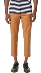 Obey Late Night Sateen Pants Khaki