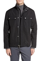 Cole Haan Men's Stand Collar Water Repellent Jacket