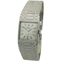 Iwc Ladies 18K White Gold Vintage Automatic