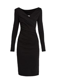 Diane Von Furstenberg Bentley Dress Black