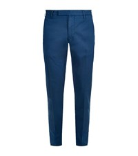 Slowear Incotex Slim Fit Chinos Male Navy
