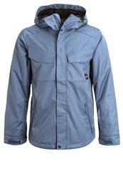 Oakley Combustion Ski Jacket Blue Dark Blue