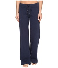 Ugg Oralyn Pant Navy Heather Women's Clothing Gray