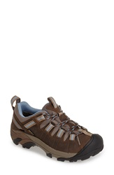 Keen 'Targhee Ii' Walking Shoe Women Dark Earth