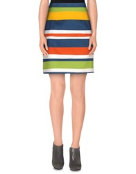 Dsquared2 Skirts Knee Length Skirts Women Slate Blue