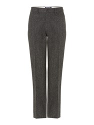 Howick Winter Donegal Trouser Charcoal