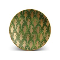 L'objet Fortuny Canape Plate Piumette Green