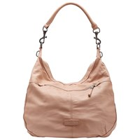 Liebeskind Pazia 6 Leather Vintage Shoulder Bag Light Powder