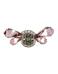 Maison Michel Brooches Light Pink