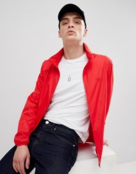 Henri Lloyd Elve Light Shell Jacket In Red