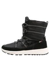 Kangaroos Tiska Winter Boots Black