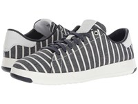 Cole Haan Grandpro Tennis Freeport Stripe Optic White Optic White Lace Up Casual Shoes Multi
