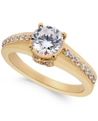 Macy's Diamond Engagement Ring 1 1 4 Ct. T.W. In 14K Gold Yellow Gold