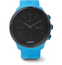 Suunto Spartan Sport Gps And Heart Rate Watch Bright Blue