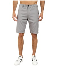 Adidas Sport Luxe Twill Short Charcoal Solid Gray Black Collegiate Gold Men's Shorts