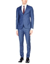 Havana And Co Co. Suits Blue