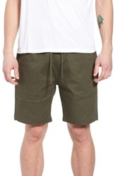 Fairplay Runner Shorts Olive