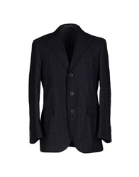 Peter Reed Suits And Jackets Blazers Men Dark Blue